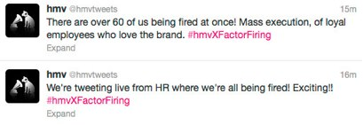 Jilted employee live-tweets layoffs—from company account | Articles | Home